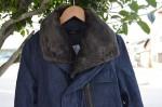 ジョンブルのデニムジャケット