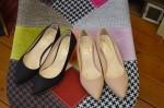 Libreの新作靴とisatoの春物♥