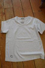綿生まれの炭素繊維生地*SUMISENのTシャツ登場。