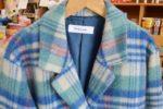 パルチザンのウールのコート入荷しました。