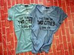 ジョンブルのTシャツが可愛い!